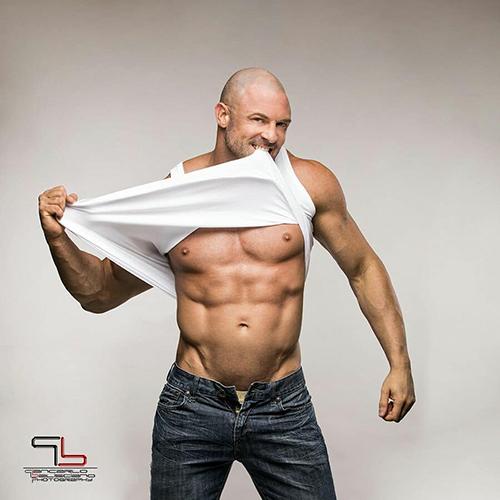 mannelijke stripper Diesel